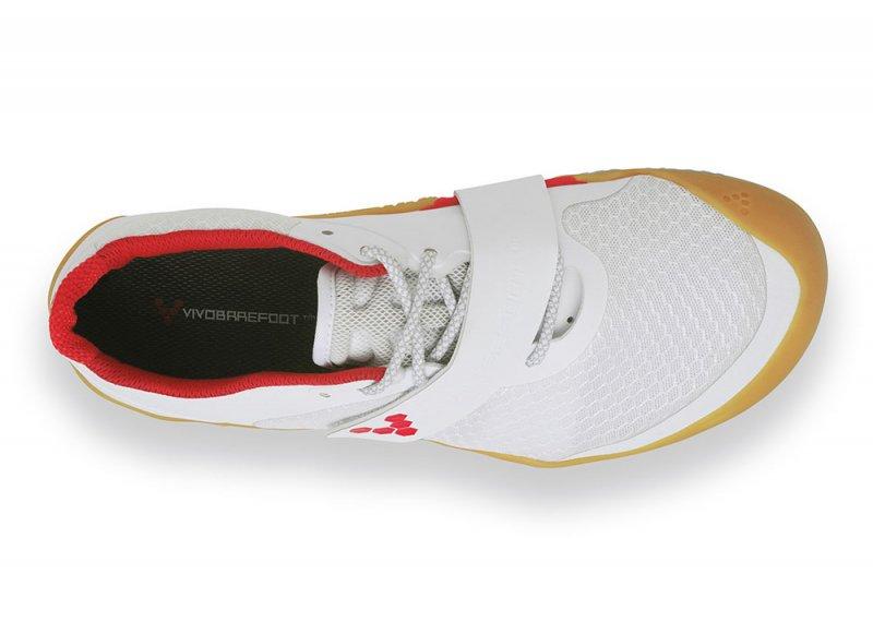 Vivobarefoot MOTUS L Red/ White (6)
