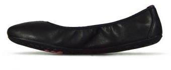 Vivobarefoot JING JING Leather Black/Hide (4)