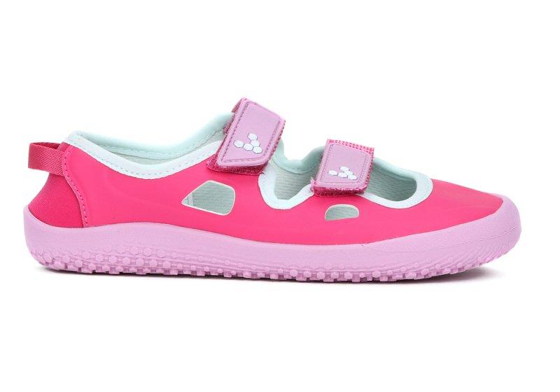 Vivobarefoot  BAY K Pink (1)