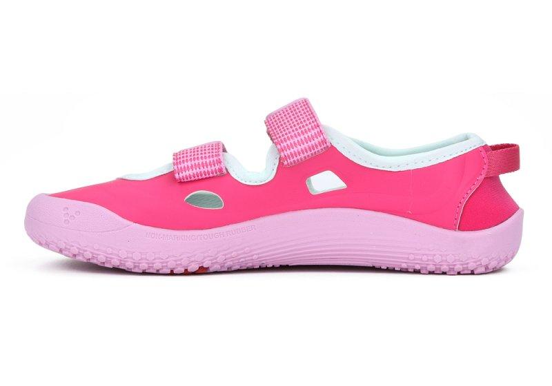 Vivobarefoot  BAY K Pink (2)