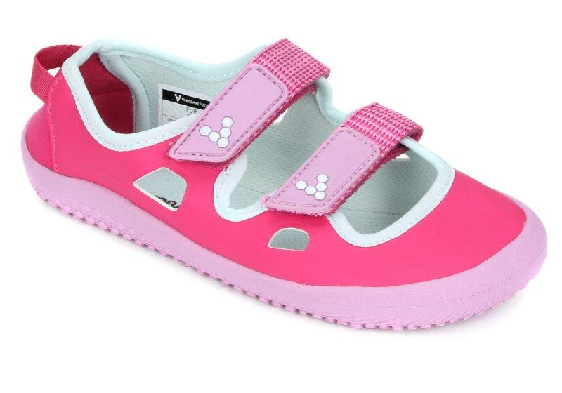 Vivobarefoot  BAY K Pink (4)