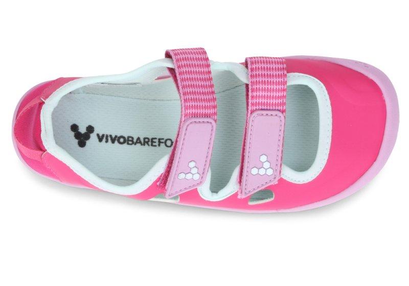 Vivobarefoot  BAY K Pink (6)