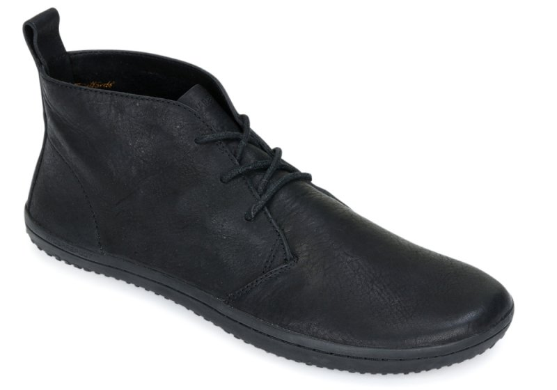 Vivobarefoot  GOBI II M Leather Black/Hide (4)