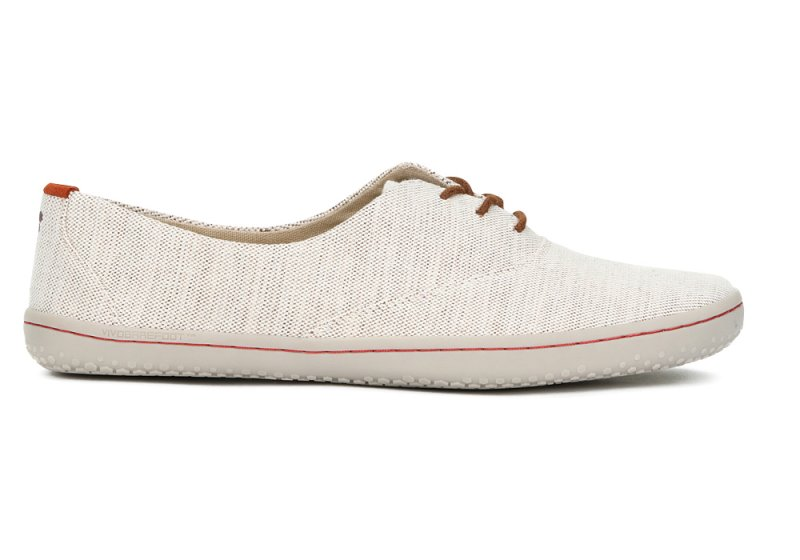 Vivobarefoot  JOY L Canvas Natural (1)