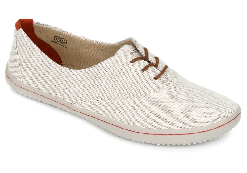 Vivobarefoot  JOY L Canvas Natural (3)