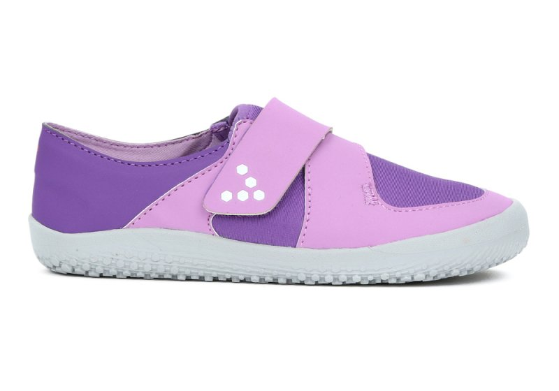 Vivobarefoot  LENNI K Synth Purple (1)