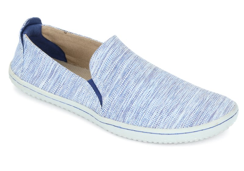 Vivobarefoot  MATA L Canvas Blue (3)