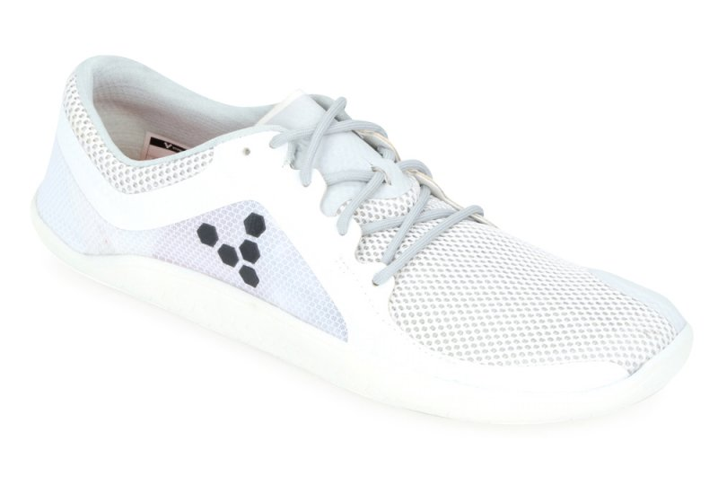 Vivobarefoot  PRIMUS LITE M White/Flame Orange (4)