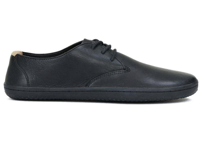 Vivobarefoot  RA II M Leather Black/Hide (1)