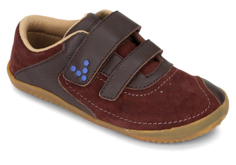 Vivobarefoot  RENO K Leather Brown (2)