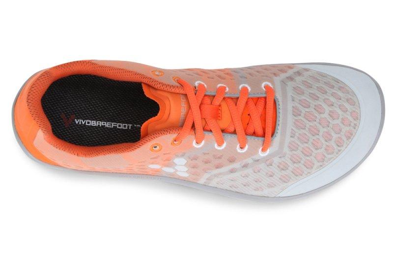 Vivobarefoot  STEALTH 2 M  Grey/Orange Tribal (6)