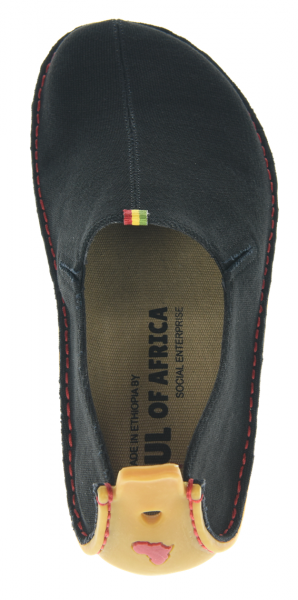 Vivobarefoot ABABA M Canvas Black (7)