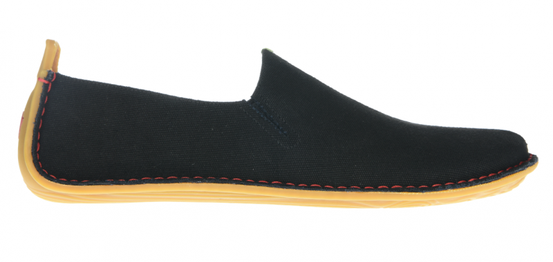 Vivobarefoot ABABA M Canvas Black (1)
