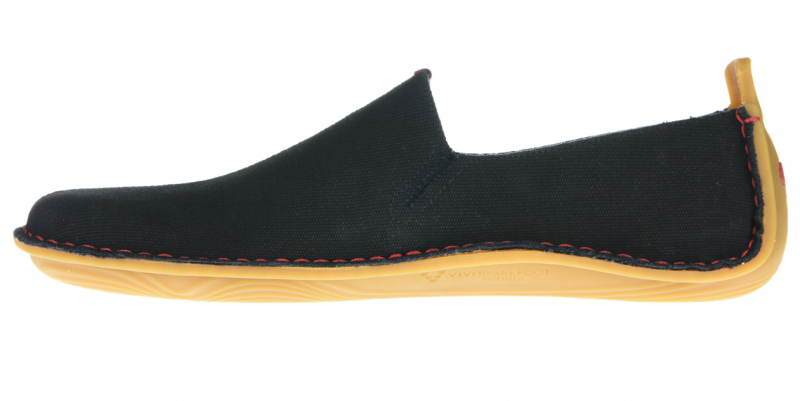 Vivobarefoot ABABA M Canvas Black (2)