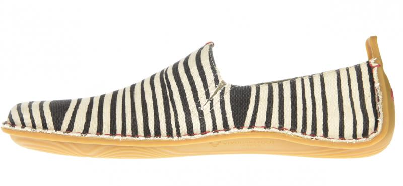 Vivobarefoot ABABA M Canvas Zebra (4)