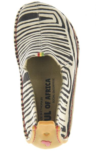 Vivobarefoot ABABA M Canvas Zebra (8)