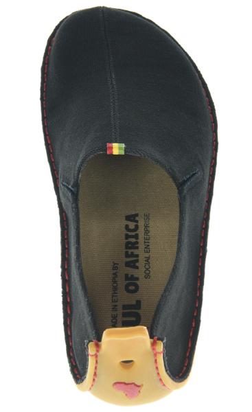 Vivobarefoot ABABA M Leather Black (8)