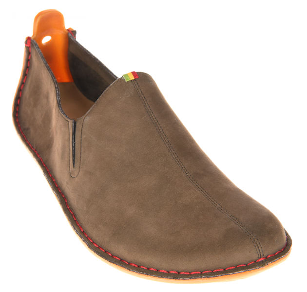 Vivobarefoot ABABA M Leather Brown (5)