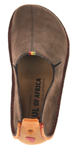 Vivobarefoot ABABA M Leather Brown (7)