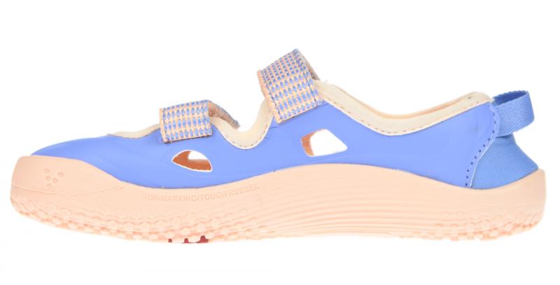 Vivobarefoot BAY K PU Mauve/Coral (4)