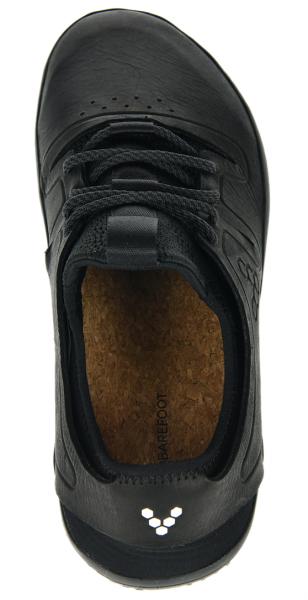 Vivobarefoot FLEX M Suede Black (7)