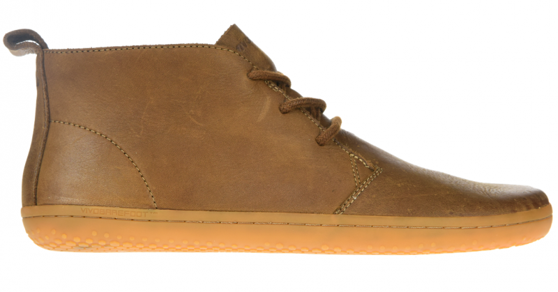 Vivobarefoot  GOBI II M Leather Chestnut/Hide (1)