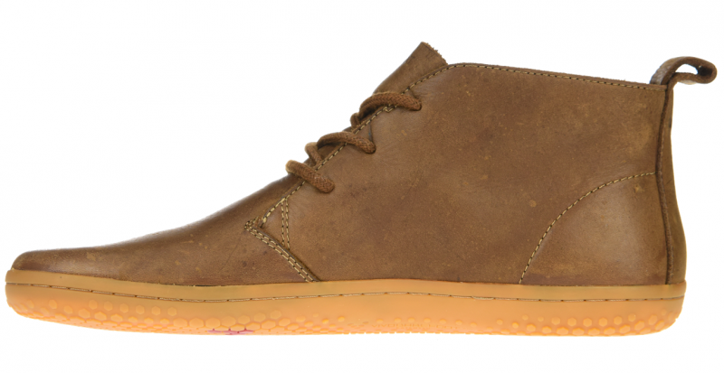 Vivobarefoot  GOBI II M Leather Chestnut/Hide (2)