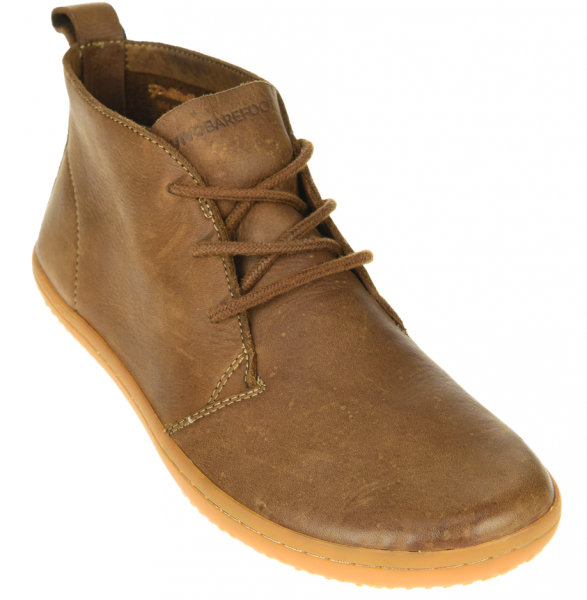 Vivobarefoot  GOBI II M Leather Chestnut/Hide (3)