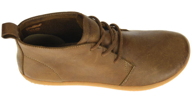 Vivobarefoot  GOBI II M Leather Chestnut/Hide (5)