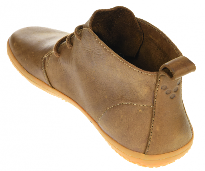 Vivobarefoot  GOBI II M Leather Chestnut/Hide (6)