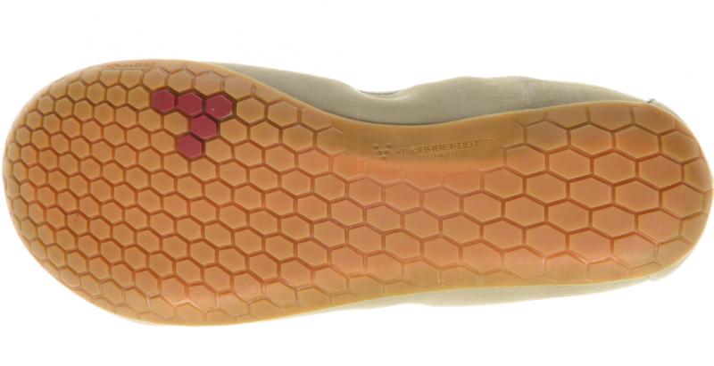 Vivobarefoot JING JING Leather Cobblestone (4)