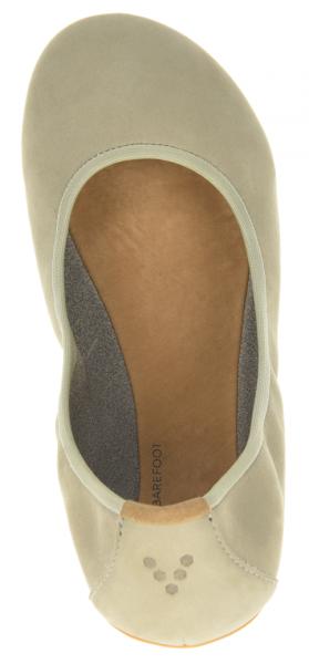 Vivobarefoot JING JING Leather Cobblestone (8)