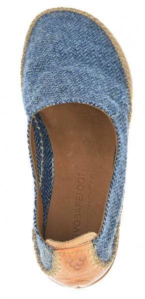 Vivobarefoot OPANKA SLIP M LCC Blue Wool (7)