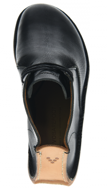 Vivobarefoot  PORTO ROCKER HIGH M Leather Black (7)