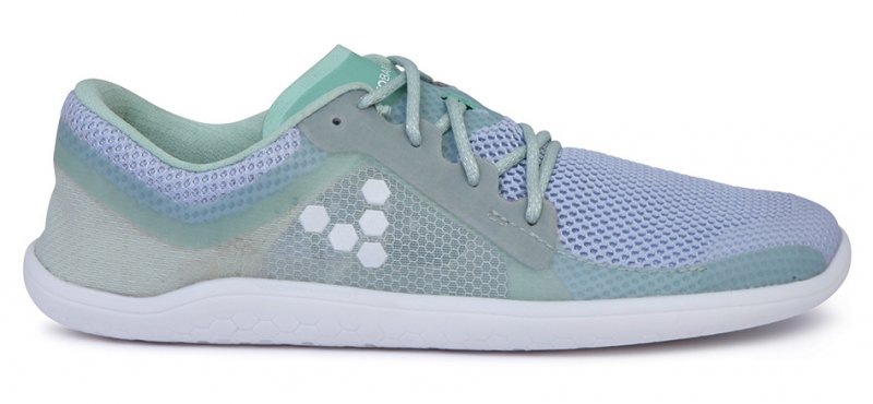 Vivobarefoot PRIMUS LITE L Mesh Green/Heather (1)