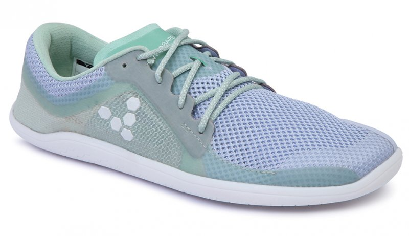 Vivobarefoot PRIMUS LITE L Mesh Green/Heather (2)