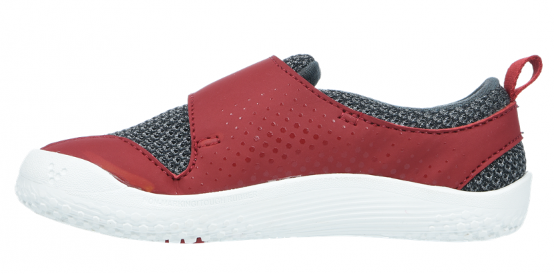 Vivobarefoot MINI PRIMUS K Mesh Black/Red (3)