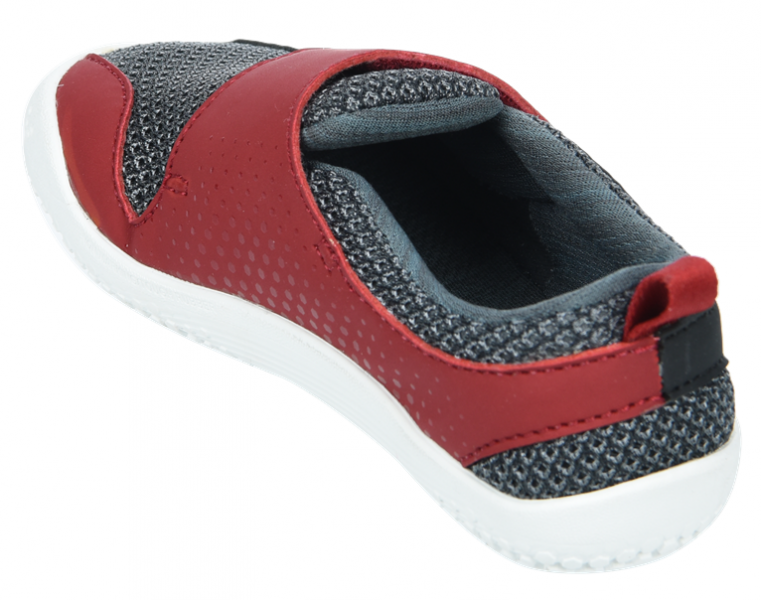 Vivobarefoot MINI PRIMUS K Mesh Black/Red (5)