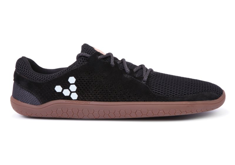Vivobarefoot PRIMUS TRIO L Leather Black (1)