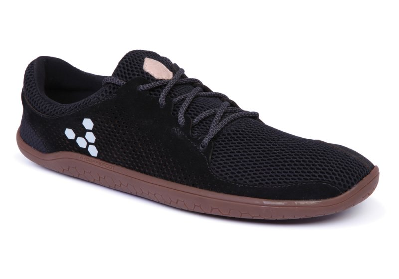Vivobarefoot PRIMUS TRIO L Leather Black (3)
