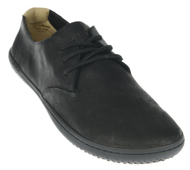 Vivobarefoot RA J Leather Black/Hide (3)