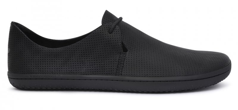 Vivobarefoot RIF M Leather Black/Hide (1)