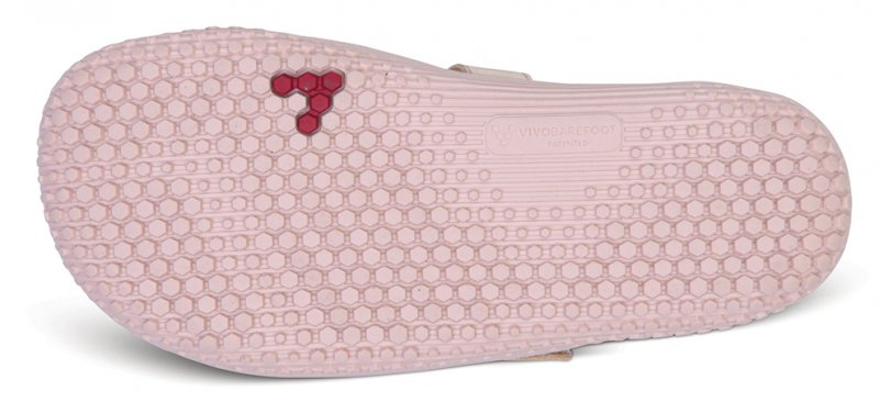 Vivobarefoot WYN K Leather Rose Gold (3)