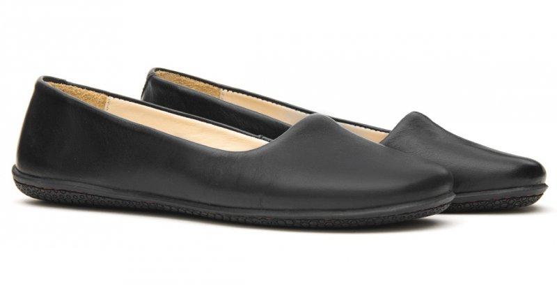 Vivobarefoot  JUTTEE Leather L Black (4)