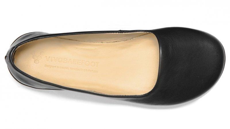 Vivobarefoot  JUTTEE Leather L Black (5)