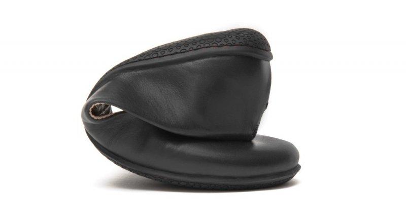 Vivobarefoot  JUTTEE Leather L Black (6)
