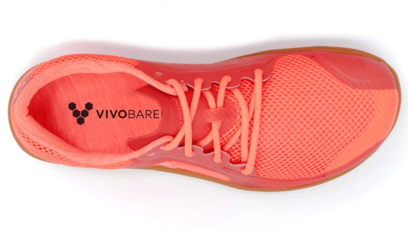 Vivobarefoot  PRIMUS LITE L Neon Red (6)