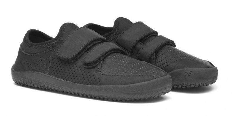 Vivobarefoot  PRIMUS STRAP K Leather Black (4)