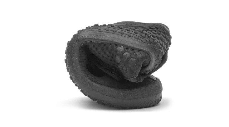 Vivobarefoot  PRIMUS STRAP K Leather Black (6)