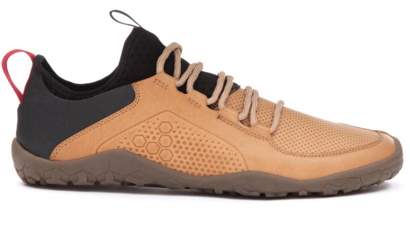 Vivobarefoot  PRIMUS TREK L Leather Tan (1)